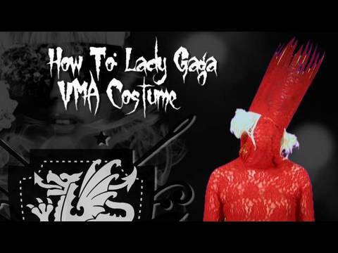 How To Make a Lady Gaga Costume, Threadbanger Halloween