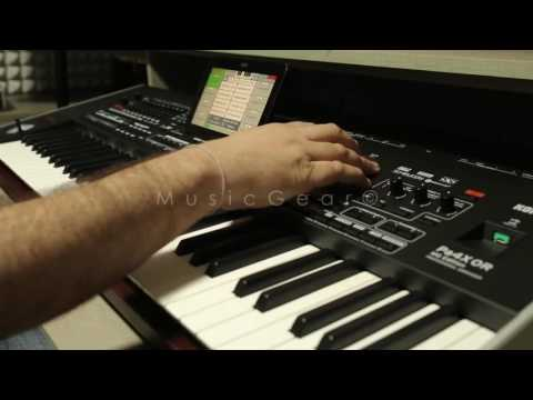 Korg Pa4x OR Music Gear كورج 4 اكس اورينتال