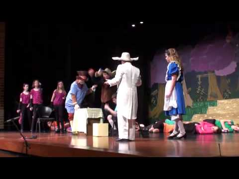 RRMS Alice in Wonderland Jr 2013