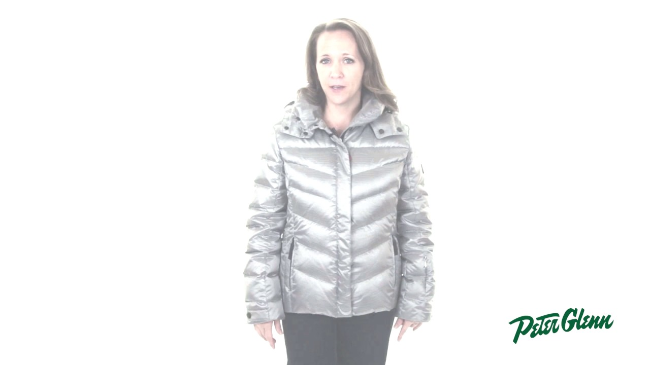 2017 Bogner Women s Fire + Ice Sally2-D Ski Jacket Review by Peter ... 75365b215