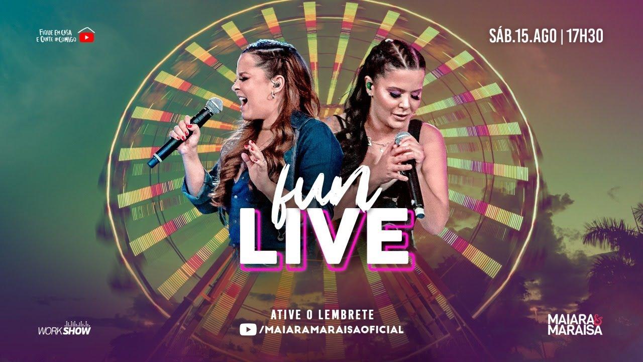 Download Maiara e Maraisa - Fun Live