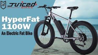 HyperFat 1100W Smart Electric Fat Bike | The Most Powerful E-Bike Ever | InfoTalk
