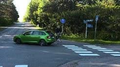 Pyöräilijöiden väistämissäännöt autoilijan näkökulmasta