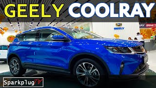 2020 Geely Coolray Epic Review and Test Drive