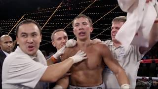 GGG Golovkin - From Nothing Comes A King