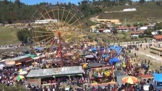 Feria Titular de Santa Eulalia, Huehuetenango 2016_ JUEGOS MECANICOS (Part-4)