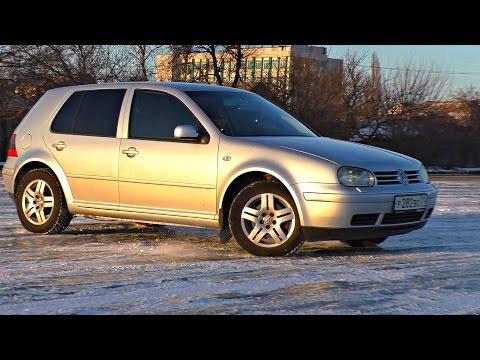 Авто обзор  Volkswagen Golf 4 .