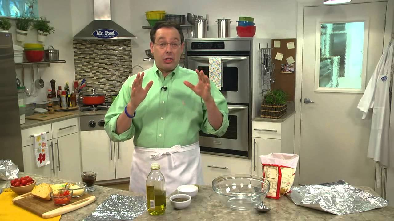 Easy Summer Entertaining From The Mr. Food Test Kitchen