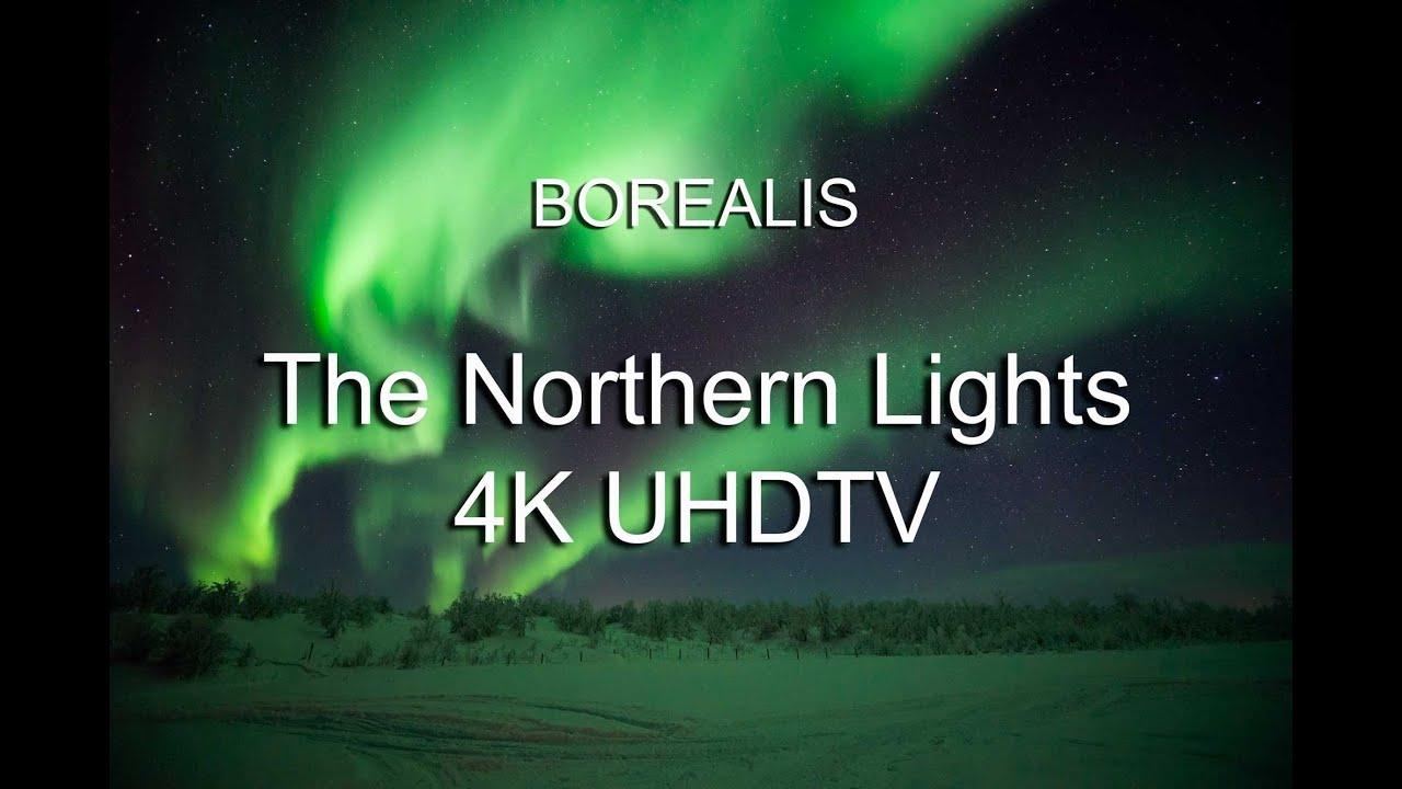 Aurora compilation video - 4 7