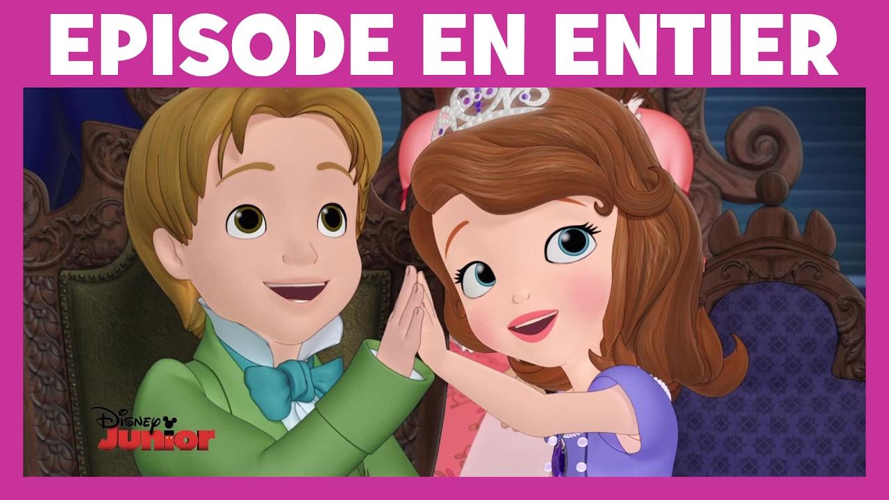 Princesse Sofia Chere Sofia Tout Sur James Youtube