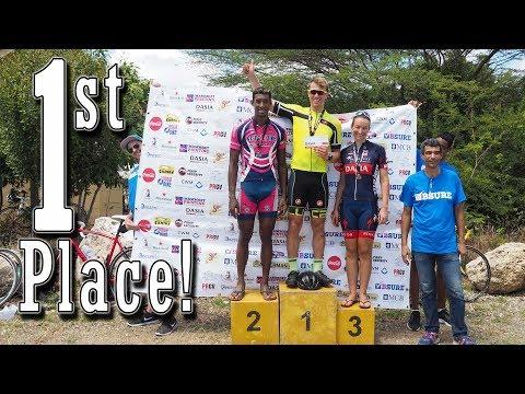 Winning Caribbean World Championships CURAÇAO! - #cycling Curacao