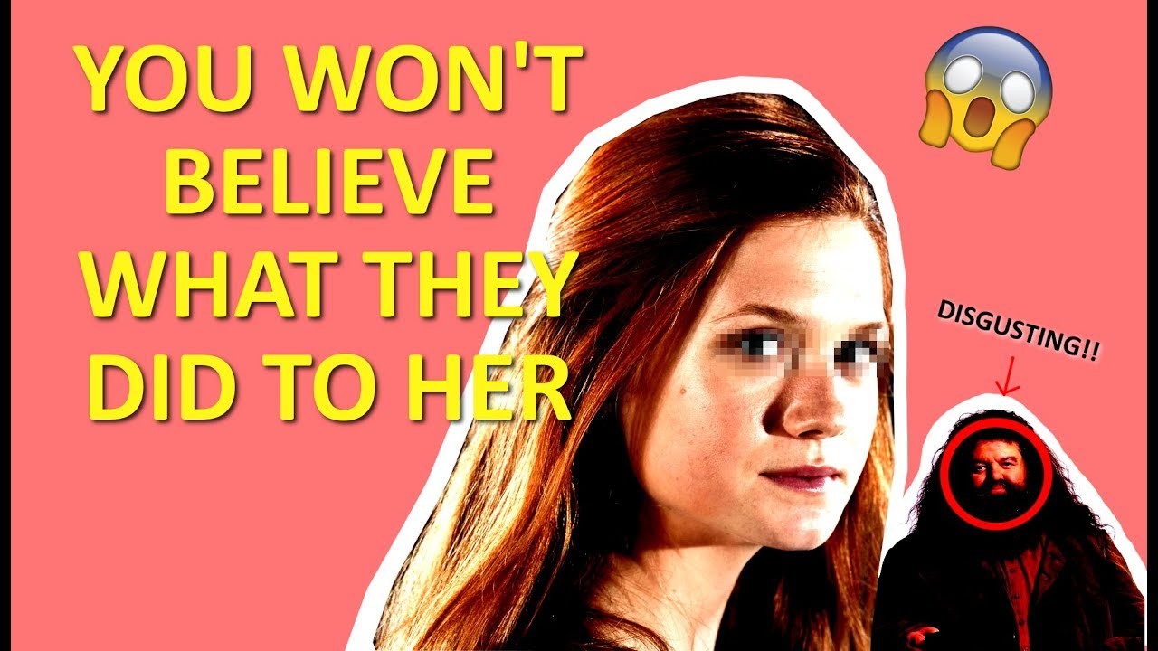 Shitty Fanfiction - Ginny Weasleys Giant Adventure (WARNING: EXPLICIT)