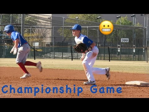 Back to Back Baseball Championship Games
