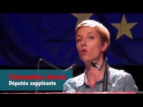 Élections européennes : meeting du Front de gauche à Villepinte thumbnail
