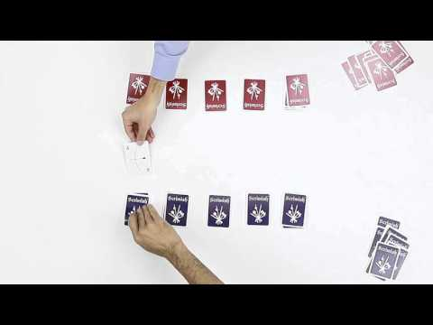 Walkthrough of Scrimish: An Addictive 10 Min Strategy Card Game