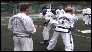 Taekwon-do I.T.F, 15th Summer Camp 2011, Master Alexandris Vasilis (8th degree), Greece