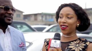 Joseph Benjamin Mercy Aigbe Peggy Ovire39s Advise to upcoming actors  City People Awards 2015