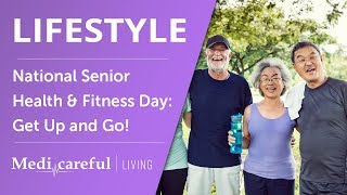 Each year, seniors around the country take part in national senior health & fitness day! are you dedicated to learning more about how can stay fit and he...