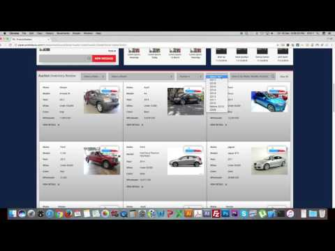 Probid Auction Inventory Review