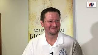 MISTRZ BARNAI - Wywiad z twórcą Biologiki.  © VTV