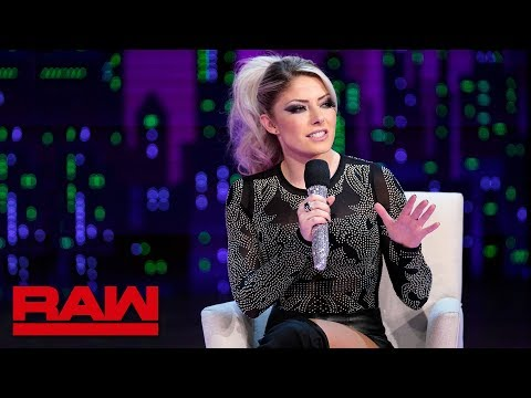 Alexa Bliss will host WrestleMania: Raw, March 11, 2019