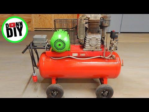 Air Compressor Build
