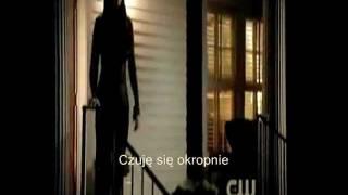 The Vampire Diaries - Pocałunek Damona I Eleny. 3x10 - The New Deal. Napisy PL