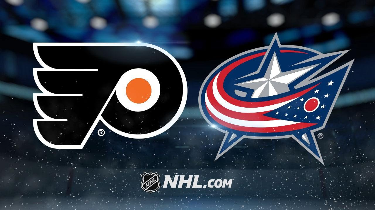 Blue Jackets edge Flyers in shootout, 3-2 - YouTube