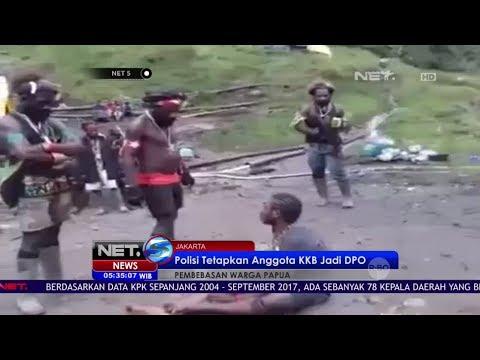 20 Orang Anggota Kelompok Kriminal Bersenjata di Papua Jadi DPO - NET5