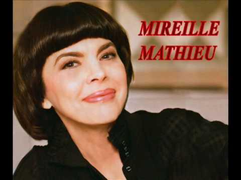 Mireille Mathieu sings Santa Lucia.wmv