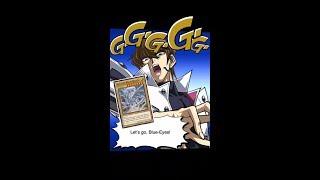 Yugioh Duell von Links - Nicht Blue Eyes White Dragon eine Animation?