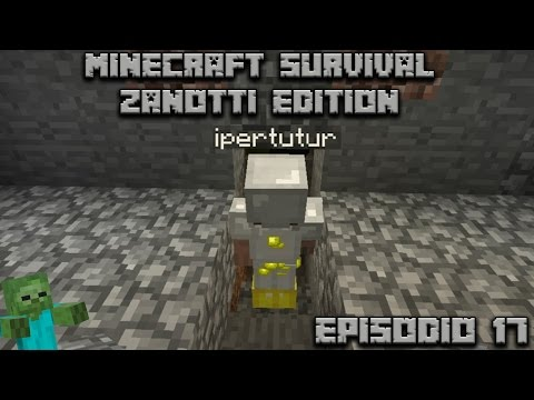 Minecraft Survival: Zanotti Edition #17 - Farm di esperienza!