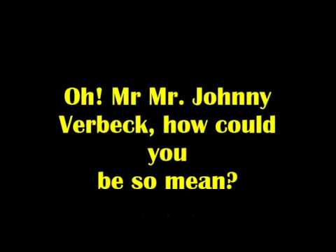 Johnny Verbeck