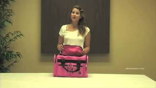 """Rockland PTB419 Bel-Air 18"""" Carry-On Tote Duffel Thumbnail"""