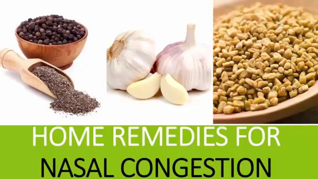 Ayurvedic Treatment for Nasal Congestion pics