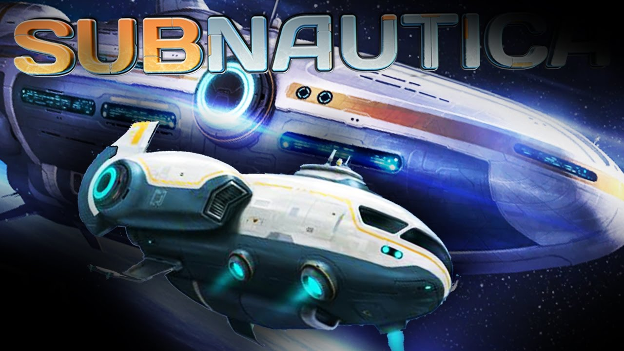 biggest spaceships in subnautica youtube