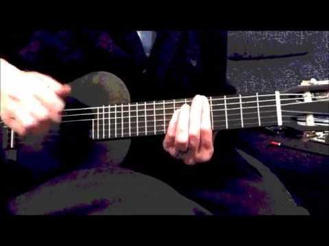 fallen man (kicked out of eden) - homemade song - guitalele