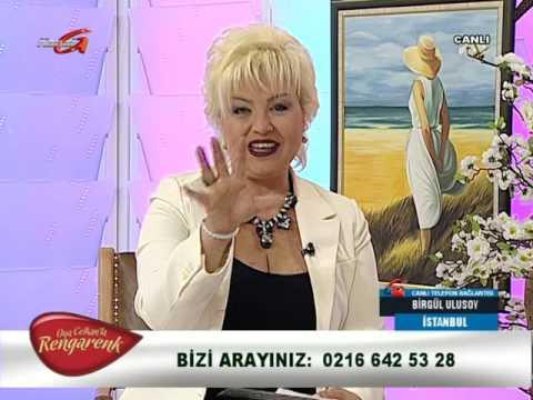 Kanal G - Oya Celkan'la Rengarenk 1   Miray Ertuğrul - Astrolog