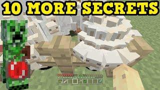 Minecraft Xbox One / PS4 - 10 MORE TU54 SECRETS