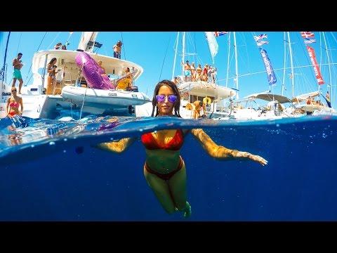 The Yacht Week Croatia 2016 - Ultimate Ears Boat Party