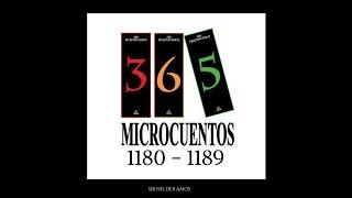 VIDEO 13: 10 Microrrelatos en 1 Minuto - Recopilación del 1180 al 1189 de 365 Microcuentos