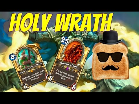 Disguised Toast's Holy Wrath Hemet Paladin - Forbidden healing value