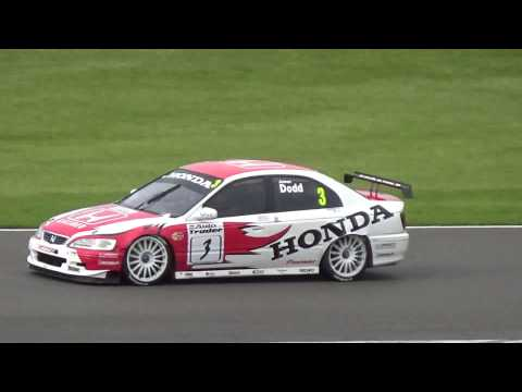 HSCC Super Touring Car Championship 2017 - Round 1 Donington
