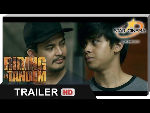 Trailer   'Riding in Tandem'   Jason Abalos, Khalil Ramos