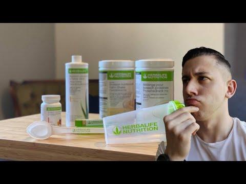Je Test Herbalife Pendant 50 Jours ! Ep.1