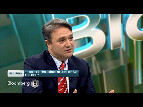 Ace Trading CEO Anton Panayatov talks to Bloomberg (in English)