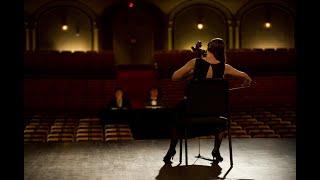 Конкурсное Выступлении Мии на виолончели ... отрывок из фильма (Если я останусь/If I Stay)2014