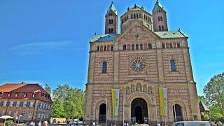 Dom zu Speyer - Kaisersaal - Glockengeläut