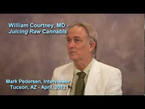 Raw Cannabis Advantages   William Courtney, MD