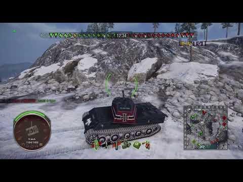 Adler VK 45.03 Not So Good!